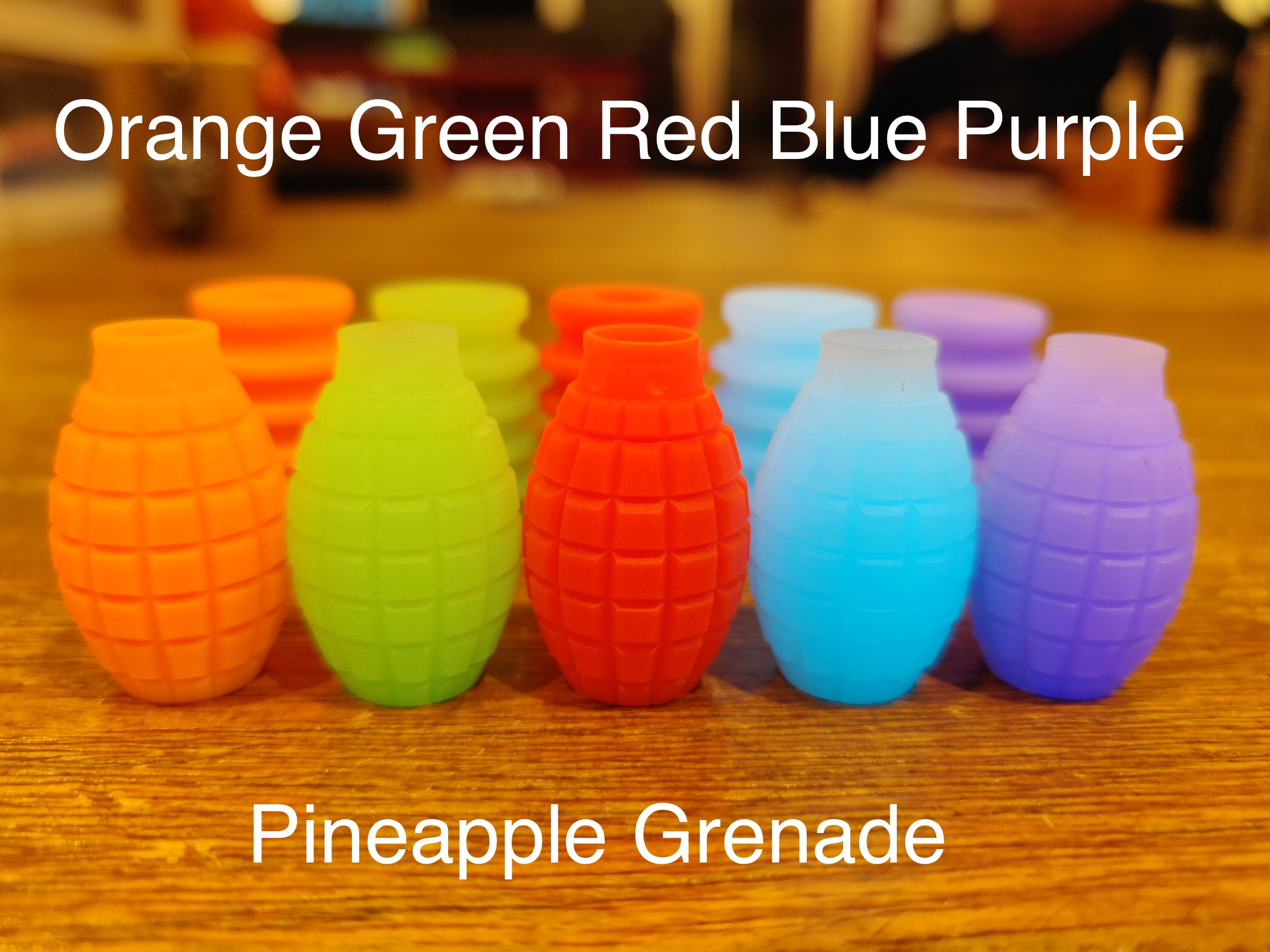 TG Pineapple Grenade